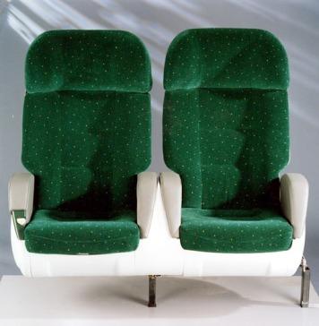 Chap 1stCl Seat FR View