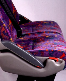 Plaxton Seat side detail PPT